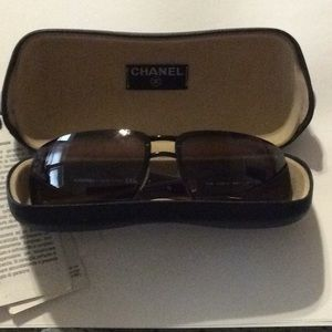 Registered CHANEL Sun Glasses 2006.